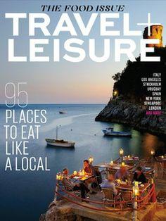 Travel + Leisure - digital subscription
