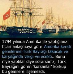 1974 yılında Amerika ile yaptığımız ticari anlaşmaya göre Amerika kendi gemilerine Türk bayrağı takacak ve karşılığında vergi verecekti... #OsmanlıDevleti