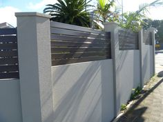 Panelrok is an innovative modular fencing & pillar system ideal for residential boundary fencing. See photos of completed fences in our Gallery. Fence Design, See Photo, Stairs, Fencing, Street, Gallery, House Ideas, Home Decor, House