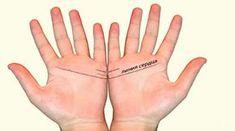 линия брака на руке и ладони