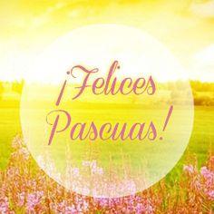 Que Dios te bendiga hoy y siempre y llena tu corazón de alegría y amor. ¡Felices Pascuas! http://dostarjetas.com/tarjetas-de-pascua/felices-pascuas-28.html