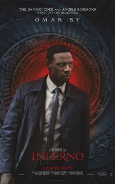 Inferno (2016) Omar Sy Poster