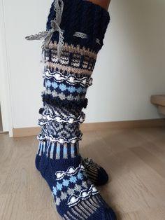 Anelmaiset Blue socks