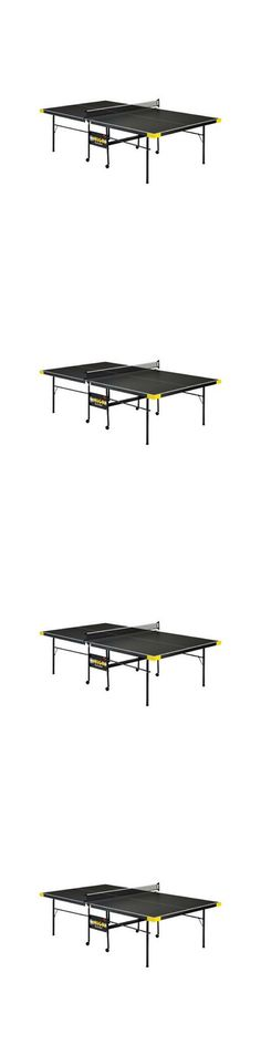 Tables 97075: Ping Pong Tennis Table 4 Piece Folding Indoor Outdoor Stiga  Tournament Official