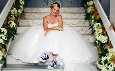 Fabulous Graceful Converse Wedding Shoes on Your Wedding Ideas