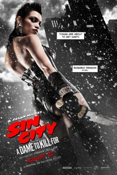 Sin City 2 Poster