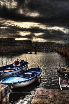 il porto di gallipoli [salento - puglia - italia - italy] | Flickr - Photo Sharing!