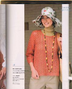 钩编Let's Knit Series 春夏16 - 倩 - Веб-альбомы Picasa