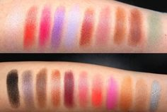Swatches of our 120 Color Palette 5th Edition!