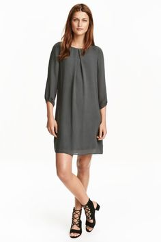 Chiffon dress | H&M