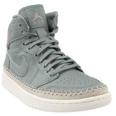 369931480581 Jordan Womens Air Jordan 1 Retro Hi Premium High Top Basketball Casual Shoes