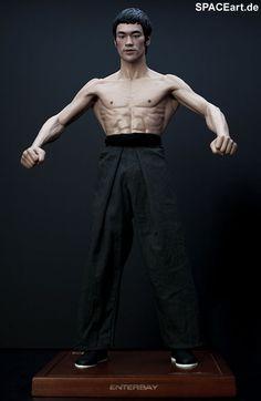 Bruce Lee: 70th Anniversary Statue, Fertig-Modell ... http://spaceart.de/produkte/brl002.php
