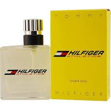 Hilfiger Athletics by Tommy Hilfiger for Men 1.7oz  Cologne Spray RARE Damaged box