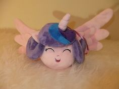 My Little Pony Plush Mochi Pon-Pon  FLURRY HEART BABY  FRIENDSHIP IS MAGIC