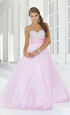 013 Pink size 16 Evening Dresses party full Length Prom gown ball dress robe: Amazon.co.uk: Clothing