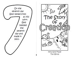catholic coloring pages creation story - photo#15