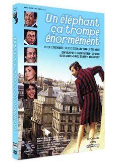 Un éléphant ça trompe énormément DVD ~ Jean Rochefort