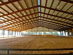 Indoor Arenas On Pinterest Indoor Arena Horse Arena And