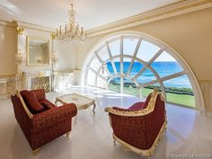This almost unbelievably grandiose beachfront estate in Hillsboro Beach is going to auction late this fall. The property has been dubbed Playa Vista Isle, and Millionaire Lifestyle, New Life, Hillsboro Beach, Florida Mansion, Luxury Boat, Luxury Cars, Dream Mansion, Le Palais, Palais Royal