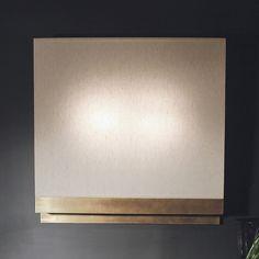 Hudson Furniture, Wall-Lighting, Z SCONCE (BRONZE)
