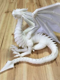 printer design printer projects printer diy Prrinting Prrinting Seven the Articulated Dragon by - Thingiverse you can find sim. Pet Dragon, Clay Dragon, Dragon Art, Impression 3d, Rayquaza Pokemon, Dragon Project, 3d Printer Designs, 3d Printer Projects, 3d Printing Diy