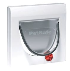 Staywell 4 Way Locking Cat Flap White 919EFS >>> Check this awesome product by going to the link at the image.