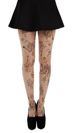 Vintage Pantyhose These