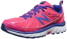 New Balance Women's WT610V4 Trail Shoe, Red, 10.5 B US *** Find out more about the great product at the image link.