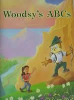 Cover of Woody Owl's ABCs book for 3-6 year olds