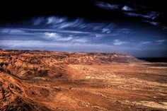 View from Masada by Florian Seiffert (F*), via Flickr