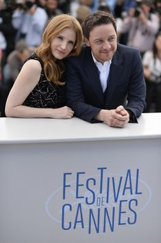 "Jessica Chastain - ""The Disappearance Of Eleanor Rigby"" Photocall - The 67th Annual Cannes Film Festival"