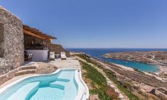 Villas in Mykonos : All villas, suites and 5 star hotel suites in Mykonos included in our portfolio are professionally inspected to make sure all our standards are met. Super Paradise Beach, Sea Paradise, Mykonos Town, Mykonos Greece, Resort Villa, Beautiful Villas, Fantasy Wedding, Hotel Suites, Luxury Holidays