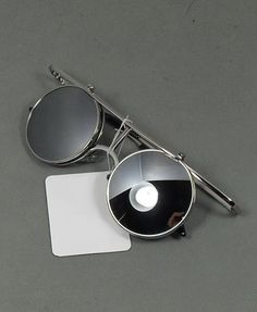 Round Fold Over Aviator Sunglasses