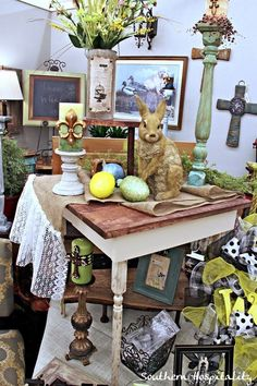 Woodstock Market Acworth Ga Antique Mall Booth, Booth Displays, Flea  Markets, Southern Hospitality