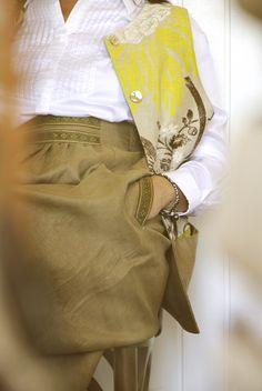UC001  Tamanho | Size: M/L  Descrição | Description: Colete em linho com bolsos forrados | Collect linen with deep pockets  Composição | Composition: 100% Linho | 100% Linen  Preço | Price: 70€