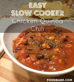 http://foodbabe.com/2016/11/02/easy-slow-cooker-chicken-quinoa-chili-recipe-bonus-time/