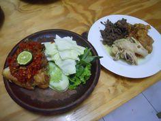 Ayam Penyet Ibu Yuli, Tangerang