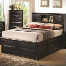 Briana Collection Bed Set  King - $769.00 Queen - $639.00  Contact Jay Kemp for additional information and questions regarding warranty.  Like us on Facebook for specials that we have going on and for additional information on products check us out at http://www.knoxfamilyfurniture.net