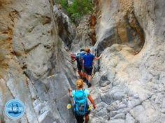 Kritsa Gorge Crete Greece walking trip on Crete Panagia church Kritsa Crete Crete Greece, Snorkelling, Walking In Nature, Mount Rushmore, Stuff To Do, Hiking, Tours, Adventure, Travel