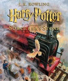 11 best the best of 2015 images on pinterest reading the ojays family favorite harry potter and the sorcerers stone the illustrated edition by jk rowling fandeluxe Gallery