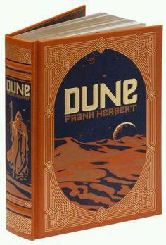 Dune by Frank Herbert (Barnes & Noble Collectible Editions) I Love Books, Great Books, Books To Read, My Books, Dune Book, 007 Casino Royale, Dune Frank Herbert, Science Fiction Books, Sci Fi Books