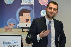 Michele Piovella, Sales & Marketing Manager di Biorep. #malattierare #D4Amalattierare #D4A