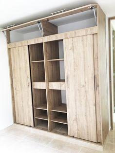 Bookcase, Shelves, Closet, Home Decor, Woods, Green, Shelving, Armoire, Decoration Home