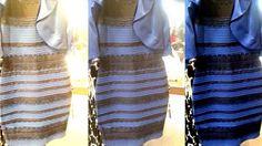 The Blue-Black-White-Gold Dress That Sparked an Internet War......