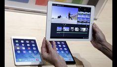 iPad Air saldrá a competir con las tabletas de Google, Samsung y Amazon [FOTOS]