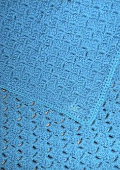 [Free Pattern] Learn A New Crochet Stitch: Crazy Stitch Afghan