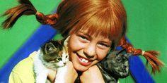 6 settembre 1970: Per la prima volta Pippi Calzelunghe appare in TV