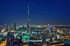 Burj Khalifa, Dubai : 10 Top-of-the-World Views : TravelChannel.com