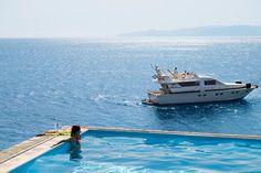 Elounda Peninsula All Suite Hotel, a Luxury Hotel in Greece.