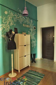 Cum sa te descurci cu amenajarea holului- Inspiratie in amenajarea casei - www.povesteacasei.ro